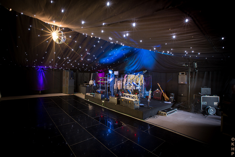Stage Event Hire