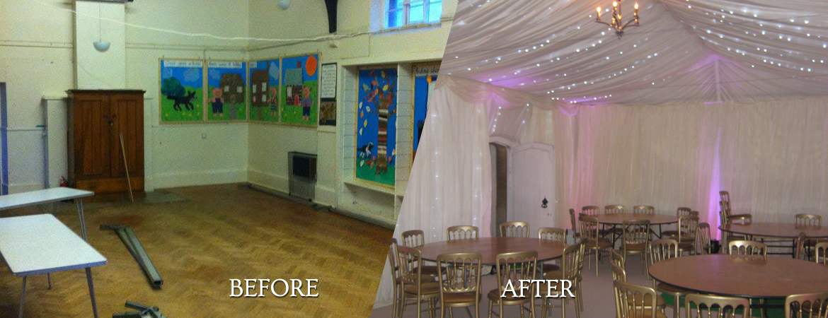 Venue Dressing For Weddings Event Furniture Hire