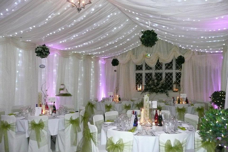 Venue Dressing for Weddings - Event & Furniture Hire